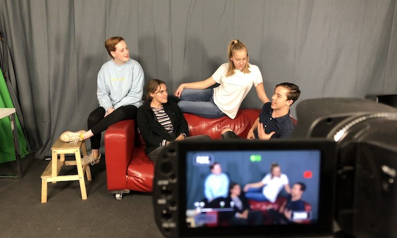 teenage acting course
